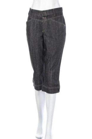 Дамски дънки, Размер L, Цвят Черен, 98% памук, 2% еластан, Цена 23,94лв.