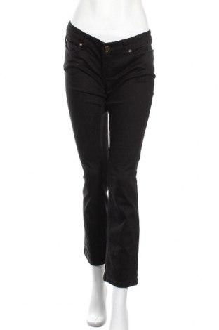 Дамски дънки Ajc, Размер M, Цвят Черен, 98% памук, 2% еластан, Цена 23,10лв.