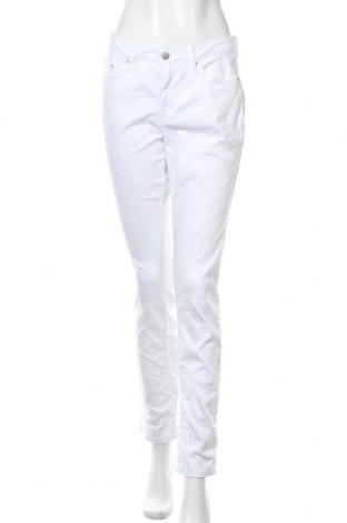 Γυναικείο Τζίν Aniston, Μέγεθος M, Χρώμα Λευκό, 98% βαμβάκι, 2% ελαστάνη, Τιμή 23,33€