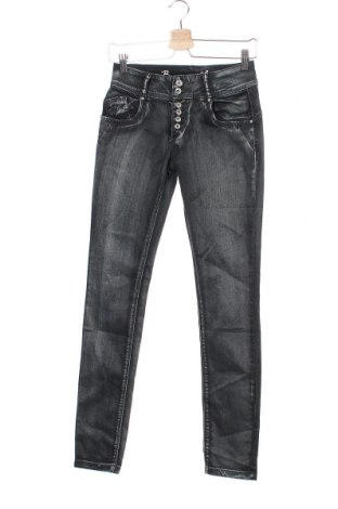 Дамски дънки Buena Vista, Размер XXS, Цвят Сив, 98% памук, 2% еластан, Цена 16,91лв.
