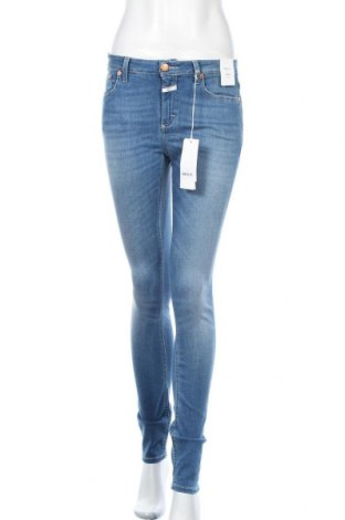 Дамски дънки Closed, Размер M, Цвят Син, 92% памук, 8% еластан, Цена 121,70лв.