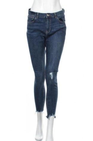 Dámské džíny  Denim Co, Velikost L, Barva Modrá, 86% bavlna, 12% polyester, 2% elastan, Cena  439,00Kč