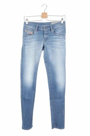 Γυναικείο Τζίν Diesel, Μέγεθος S, Χρώμα Μπλέ, 76% βαμβάκι, 22% πολυεστέρας, 2% ελαστάνη, Τιμή 28,76€