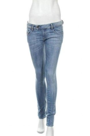 Γυναικείο Τζίν Diesel, Μέγεθος M, Χρώμα Μπλέ, 98% βαμβάκι, 2% ελαστάνη, Τιμή 26,91€