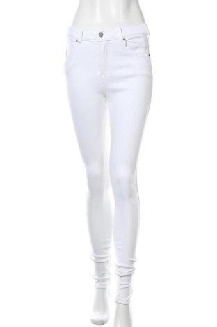 Γυναικείο Τζίν Dr. Denim, Μέγεθος L, Χρώμα Λευκό, 98% βαμβάκι, 2% ελαστάνη, Τιμή 18,25€