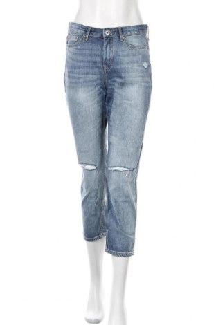 Γυναικείο Τζίν H&M L.O.G.G., Μέγεθος S, Χρώμα Μπλέ, Βαμβάκι, Τιμή 15,77€