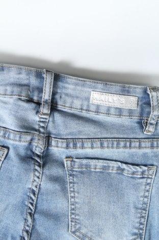 Дамски дънки Haily`s, Размер XS, Цвят Син, Цена 9,92лв.