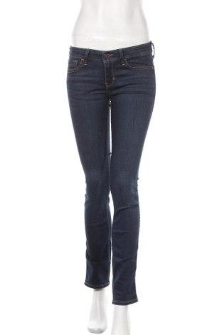 Γυναικείο Τζίν Hollister, Μέγεθος S, Χρώμα Μπλέ, Τιμή 14,55€