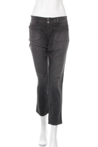 Γυναικείο Τζίν John Baner, Μέγεθος L, Χρώμα Μαύρο, 98% βαμβάκι, 2% ελαστάνη, Τιμή 12,86€