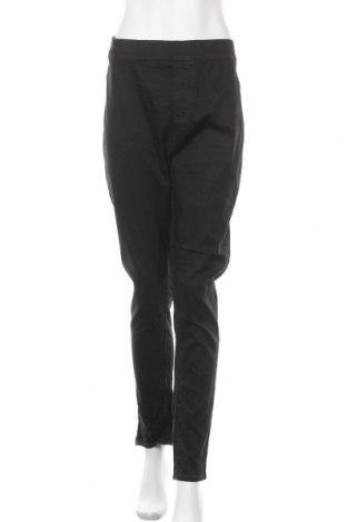 Γυναικείο Τζίν Khoko, Μέγεθος 3XL, Χρώμα Μαύρο, Βαμβάκι, πολυεστέρας, ελαστάνη, Τιμή 16,89€
