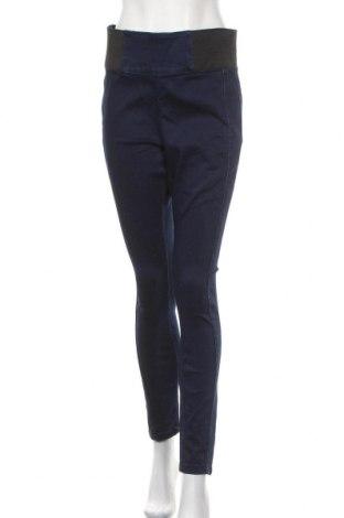 Γυναικείο Τζίν Khoko, Μέγεθος L, Χρώμα Μπλέ, Βαμβάκι, πολυεστέρας, ελαστάνη, Τιμή 22,21€