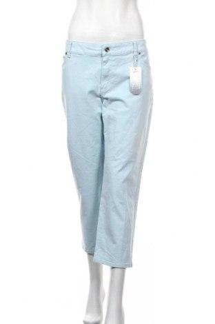 Γυναικείο Τζίν Liz Jordan, Μέγεθος XL, Χρώμα Μπλέ, 97% βαμβάκι, 3% ελαστάνη, Τιμή 28,58€