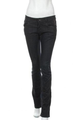 Дамски дънки Massimo Dutti, Размер S, Цвят Син, Цена 14,21лв.