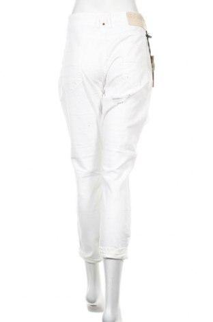 Дамски дънки Met, Размер XL, Цвят Бял, 97% памук, 3% еластан, Цена 111,75лв.