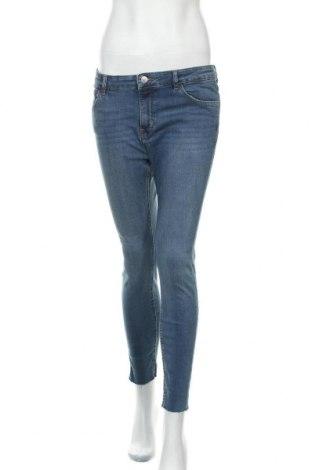 Γυναικείο Τζίν Review, Μέγεθος XL, Χρώμα Μπλέ, 65% βαμβάκι, 20% βισκόζη, 13% πολυεστέρας, 2% ελαστάνη, Τιμή 16,94€