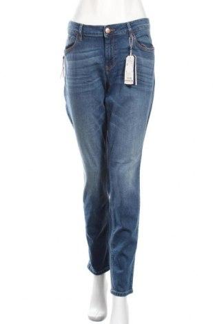 Γυναικείο Τζίν Tom Tailor, Μέγεθος XL, Χρώμα Μπλέ, 98% βαμβάκι, 2% ελαστάνη, Τιμή 27,53€