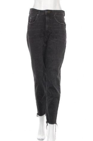 Дамски дънки Tommy Hilfiger, Размер M, Цвят Черен, 99% памук, 1% еластан, Цена 137,97лв.