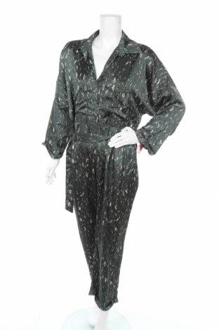 Дамски гащеризон Ax Paris, Размер XL, Цвят Зелен, Полиестер, Цена 66,75лв.