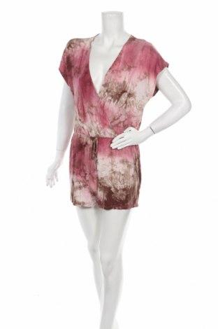 Дамски гащеризон Fashion nova, Размер L, Цвят Многоцветен, 95% вискоза, 5% еластан, Цена 14,44лв.