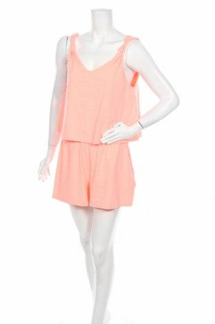 Γυναικεία σαλοπέτα Jean Pascale, Μέγεθος M, Χρώμα Ρόζ , 57% βαμβάκι, 38% πολυεστέρας, 5% ελαστάνη, Τιμή 18,84€