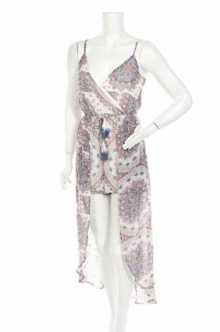 Дамски гащеризон Lily Rose, Размер S, Цвят Многоцветен, Полиестер, Цена 20,48лв.