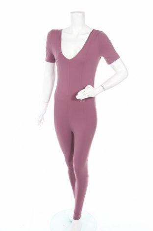 Γυναικεία σαλοπέτα Oysho, Μέγεθος M, Χρώμα Βιολετί, 60% πολυαμίδη, 40% ελαστάνη, Τιμή 35,57€