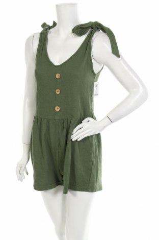 Γυναικεία σαλοπέτα Undiz, Μέγεθος M, Χρώμα Πράσινο, Βαμβάκι, Τιμή 27,28€