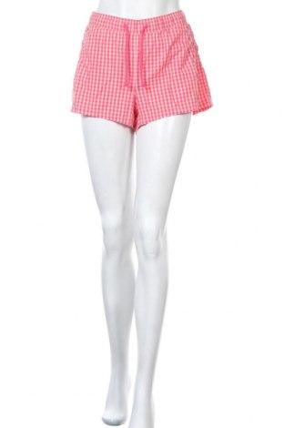 Дамски къс панталон Adidas Neo, Размер XL, Цвят Розов, Памук, Цена 44,10лв.