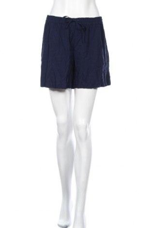Дамски къс панталон American Living, Размер L, Цвят Син, Вискоза, Цена 14,28лв.