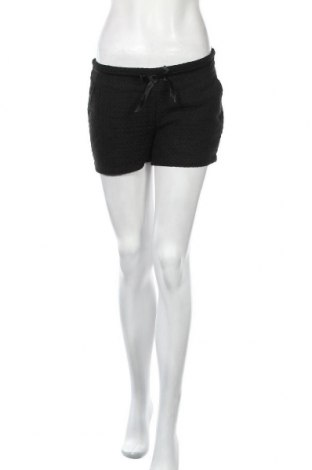 Дамски къс панталон Ann Christine, Размер S, Цвят Черен, 60% полиестер, 40% полиакрил, Цена 20,48лв.