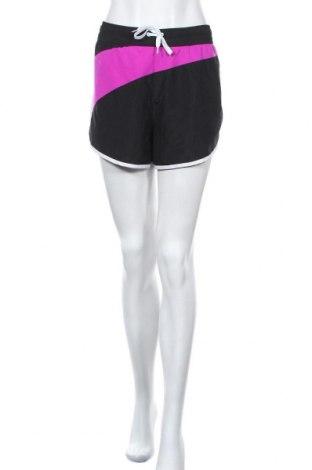 Дамски къс панталон Fila, Размер L, Цвят Черен, Полиестер, Цена 16,07лв.