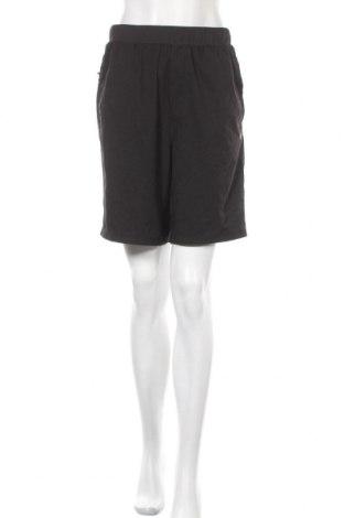 Дамски къс панталон Gaiam, Размер L, Цвят Черен, 90% полиестер, 10% еластан, Цена 7,85лв.