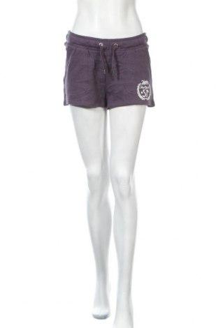 Γυναικείο κοντό παντελόνι Kiabi, Μέγεθος M, Χρώμα Βιολετί, 96% βαμβάκι, 4% βισκόζη, Τιμή 14,36€