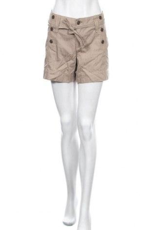 Дамски къс панталон Lee Cooper, Размер M, Цвят Кафяв, Памук, Цена 5,51лв.