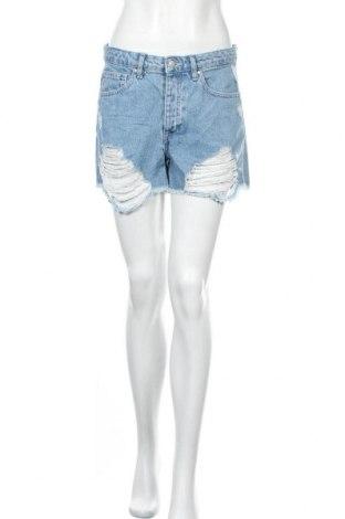 Γυναικείο κοντό παντελόνι Review, Μέγεθος M, Χρώμα Μπλέ, Βαμβάκι, Τιμή 11,14€