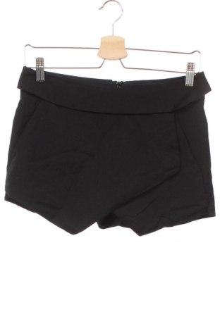 Γυναικείο κοντό παντελόνι Talula, Μέγεθος XS, Χρώμα Μαύρο, 59% μαλλί, 39% πολυεστέρας, 2% ελαστάνη, Τιμή 7,79€
