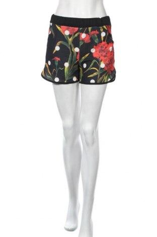 Γυναικείο κοντό παντελόνι Vert De Rage, Μέγεθος S, Χρώμα Μαύρο, 90% πολυεστέρας, 10% ελαστάνη, Τιμή 8,18€