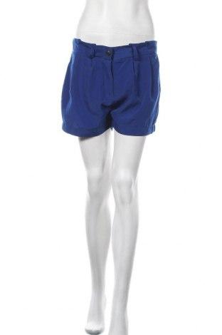 Дамски къс панталон Xxi, Размер S, Цвят Син, Полиестер, Цена 4,99лв.
