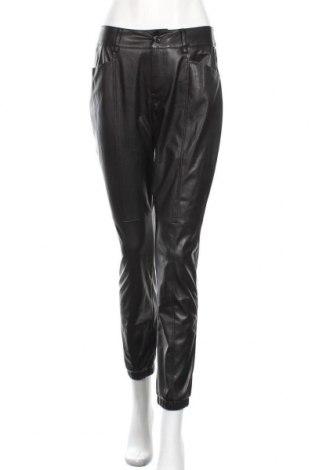 Γυναικείο παντελόνι δερμάτινο Comma,, Μέγεθος S, Χρώμα Μαύρο, Δερματίνη, Τιμή 25,34€