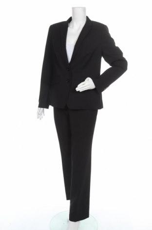 Дамски костюм Esprit, Размер M, Цвят Черен, 63% полиестер, 33% вискоза, 4% еластан, Цена 83,74лв.