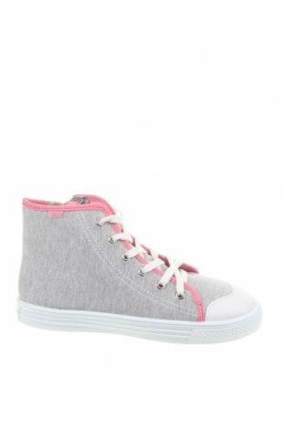 Дамски обувки, Размер 36, Цвят Сив, Текстил, Цена 44,00лв.