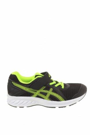 Обувки ASICS, Размер 35, Цвят Черен, Текстил, Цена 124,95лв.