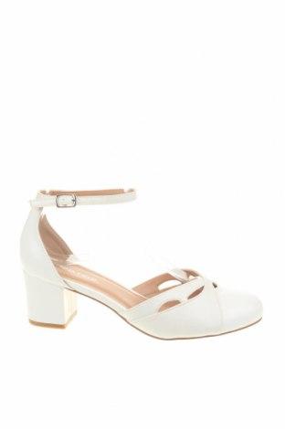 Дамски обувки Anna Field, Размер 37, Цвят Бял, Еко кожа, Цена 46,00лв.