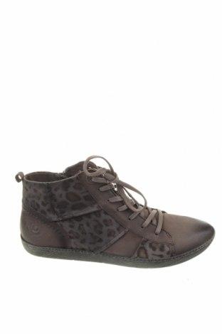 Дамски обувки Bugatti, Размер 41, Цвят Сив, Естествена кожа, Цена 58,50лв.