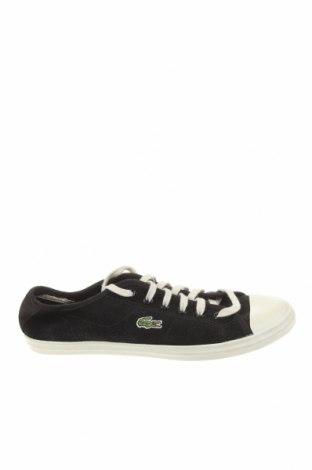 Dámské boty  Lacoste, Velikost 37, Barva Černá, Přírodní velur , Cena  746,00Kč