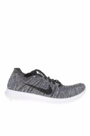 Дамски обувки Nike, Размер 38, Цвят Сив, Текстил, Цена 66,00лв.