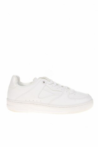 Дамски обувки Pull&Bear, Размер 38, Цвят Бял, Еко кожа, Цена 34,00лв.