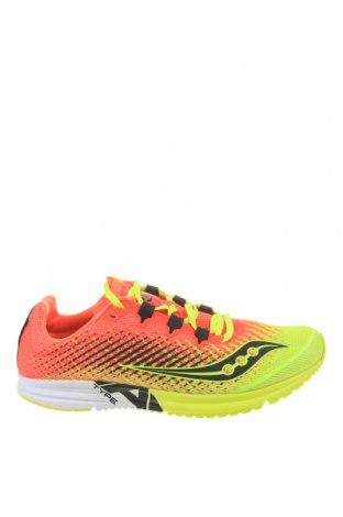 Γυναικεία παπούτσια Saucony, Μέγεθος 37, Χρώμα Ρόζ , Κλωστοϋφαντουργικά προϊόντα, Τιμή 46,01€