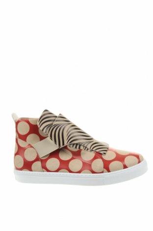 Γυναικεία παπούτσια Streetfly, Μέγεθος 41, Χρώμα  Μπέζ, Δερματίνη, Τιμή 33,25€