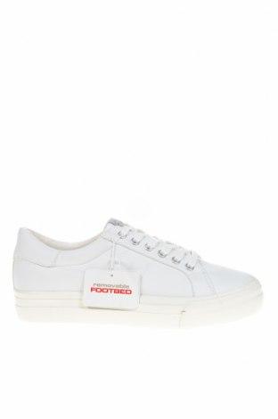 Дамски обувки Tamaris, Размер 41, Цвят Бял, Еко кожа, Цена 47,17лв.